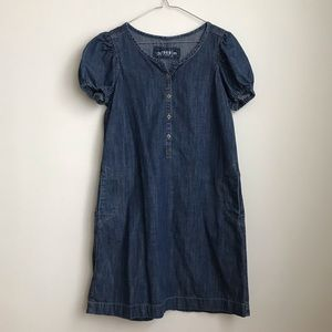 Vintage GAP denim dress